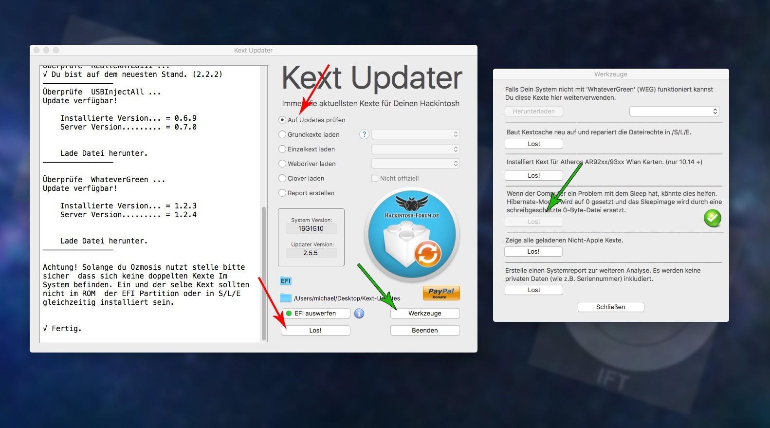 Kext Updater