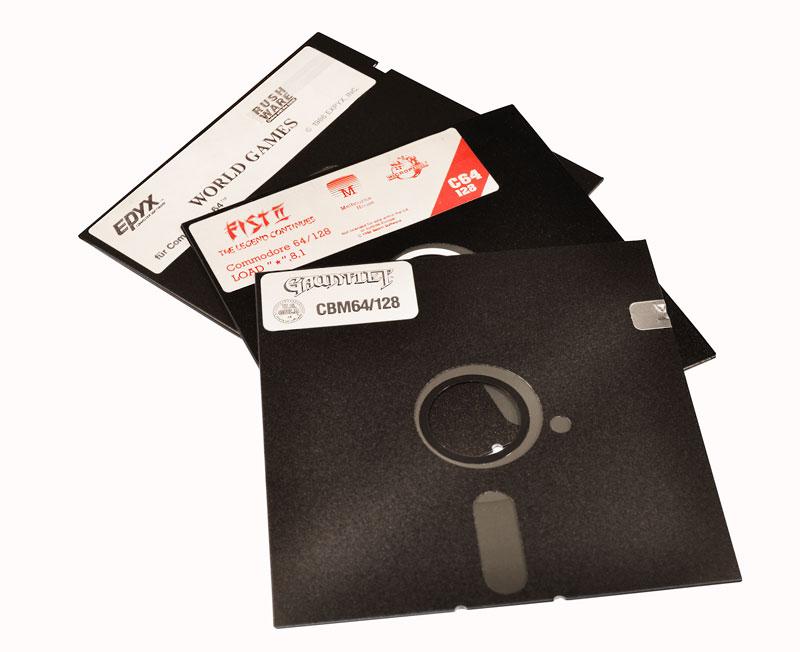5 25 C64 Disks